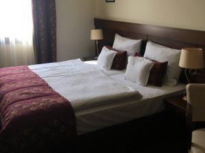 Songbook Songwriting Camp Tállya, Oroszlános Hotel, szoba